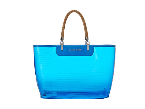 Armani Jeans Rope Handle Tote at Zappos.com