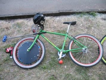 fahrradpolo fahrrad