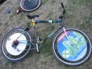 fahrradpolo wheelcover