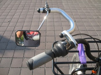 fahrrad rückspiegel