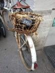 fahrradkorb geflochten