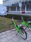 bmw fahrradstation