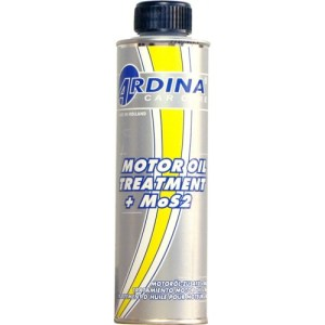 MOTOR OIL TREATMENT + MOS2  Piedeva motoreļļai ar MoS2