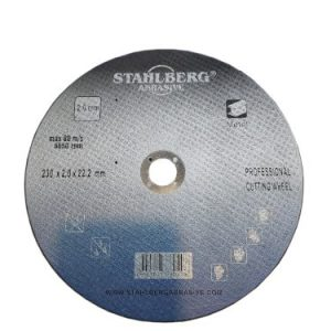 Stahlberg 230x2x22,2 mm