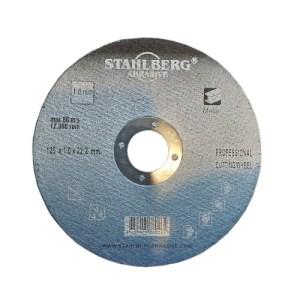 Stahlberg 125×1 mm