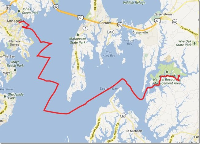 2013-05-30 Annapolis-Wye River