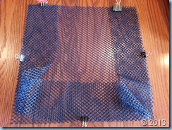 Mesh section