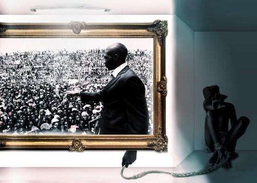 Art against Modern Slavery