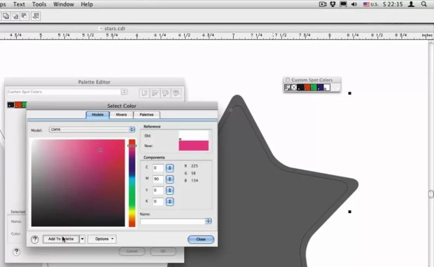 corel draw 11 for mac+crack