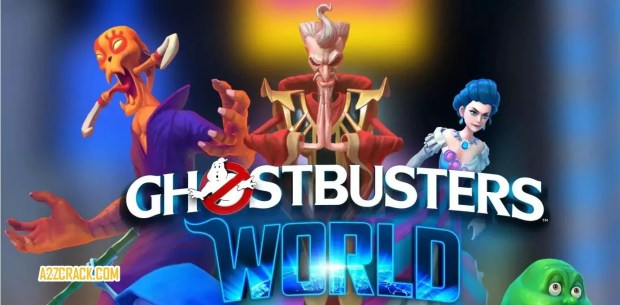 ghostbusters world download