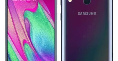 Samsung Firmware SM-A405FM