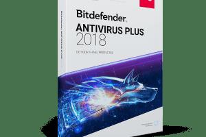 BitDefender Antivirus Plus 2018 Crack With Serial Key Full Free Download