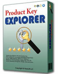 Nsasoft Product Key Explorer 4.0.0.0 Crack + Portable Full Free Download