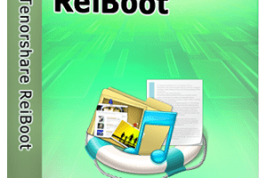 Tenorshare ReiBoot 6.8 Crack Registration Key + Keygen Free Download