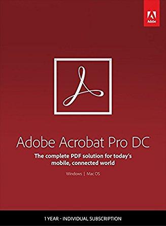 Adobe Acrobat Pro DC 19.008.20080 Crack + Keygen