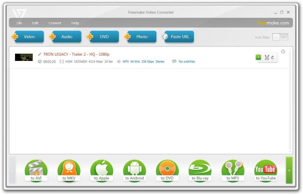 Freemake Video Converter 4.1.10.112 Crack Full Keygen Free Download