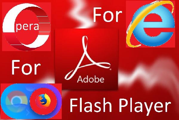 Adobe Flash Player 31.0.0.153 Crack 2019 Free Download