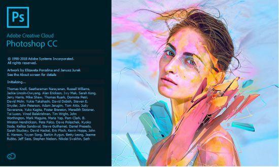 Adobe Photoshop CC 2018 v19.1.7.16293 Crack With Mac Download
