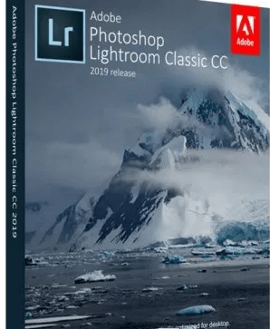 Adobe Photoshop Lightroom Classic CC 2019 Mac Download