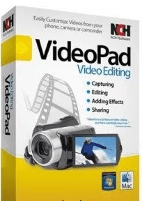 NCH VideoPad Video Editor 6.30 Crack With Mac Download