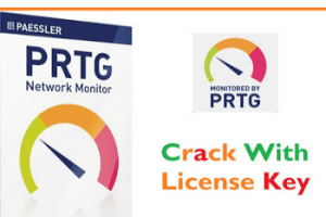 PRTG Network Monitor 18.4.46.1754 Crack With License Key