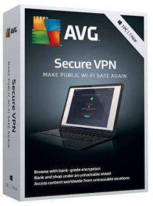AVG Secure VPN 1.7.670 Crack & Activation Code