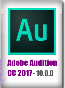 Adobe Audition CC 2017 (10.0.0) FULL + Crack Mac OS X
