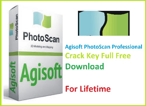 Agisoft PhotoScan Professional 1.4.5 Build 7354 Crack With Key Download