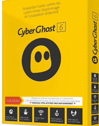 CyberGhost VPN Premium 7.0.5.4112 Crack With Key 2018 Free Download