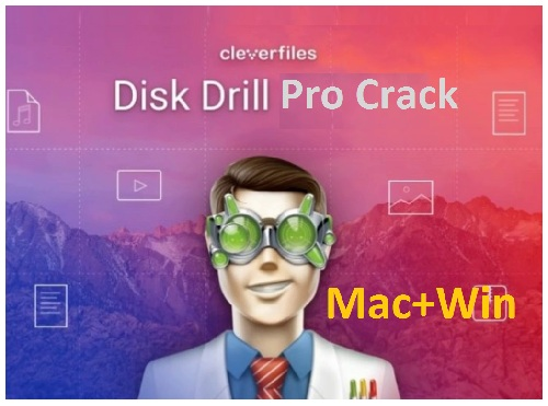 Disk Drill Pro 2.0.0.338 Crack