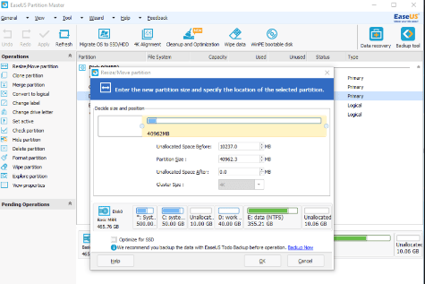 EaseUS Partition Master 13.0 Crack + License Code 2019