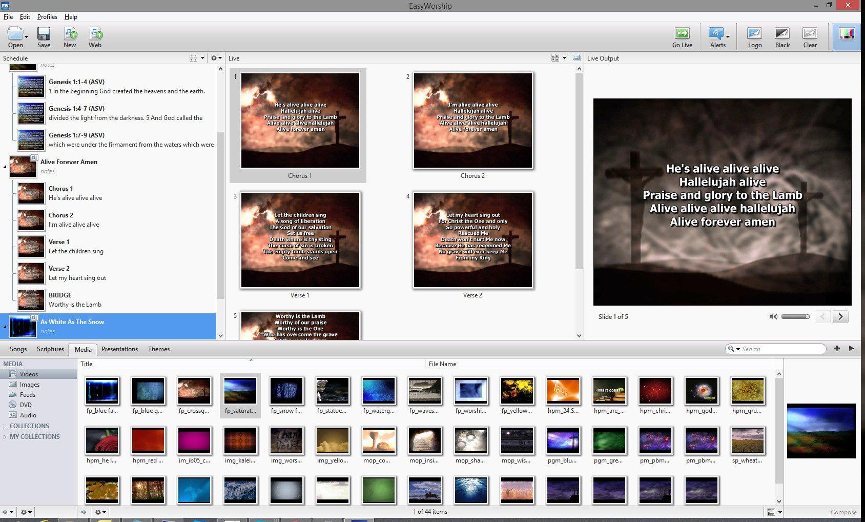 EasyWorship 7.0.4.1 Full Crack + Product Key Free Torrent Download