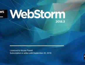 JetBrains WebStorm 2018.3.1 Activation Code Download