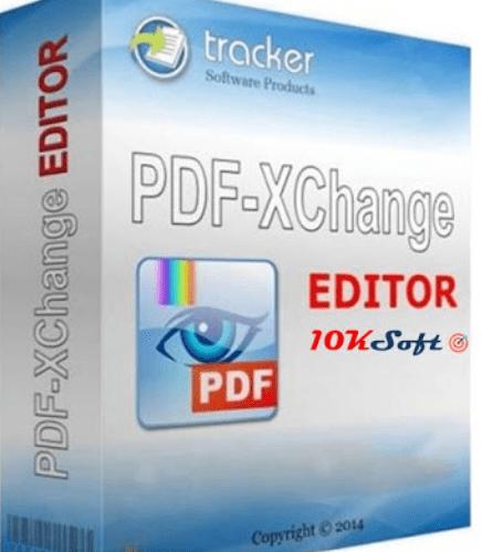 PDF-XChange Editor Plus 7.0.327.0 Crack + Keygen & Portable 2018