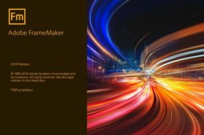 Adobe FrameMaker 2019 15.0.2.503 Crack Free Download