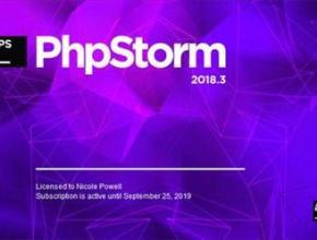 JetBrains PhpStorm 2018.3.3 Activation Code