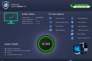 Advanced System Repair Pro 1.8.1.0 Crack With License Key