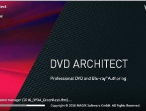 MAGIX VEGAS DVD Architect 7.0.0.100 Crack Free Download