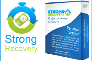 StrongRecovery 3.9.3.6 Crack Plus Torrent Full Version Download