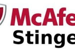 McAfee Avert Stinger 12.1.0.3066 Crack & Portable Free Download