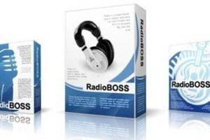 RadioBOSS Advanced 5.8.2.0 Crack Free Download