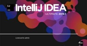 JetBrains IntelliJ IDEA Ultimate 2019.1.1 Crack Free Download