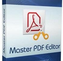 Master PDF Editor 5.4.00 Crack With license Key Free Download