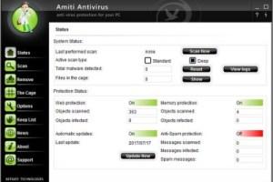 NETGATE Amiti Antivirus 2019 25.0.470 Crack Serial key Download