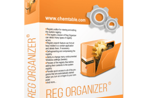 Reg Organizer 8.29 Crack Plus Serial Key & Portable {2019}