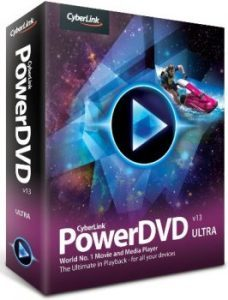 CyberLink PowerDVD Ultra 18.0.3010.62 Crack & Activation Mac/Win
