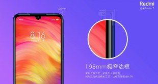 xioami redmi note 7