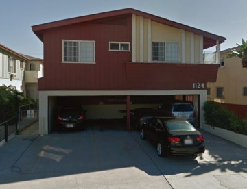 1124 S Sherbourne Los Angeles, CA 90035