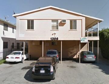 1306 North Las Palmas Avenue, Los Angeles, CA