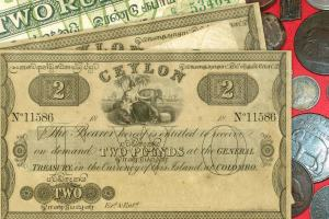 Coins and BankNotes of Sri Lanka